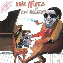 Earl Hines - In New Orleans in the group CD / Jazz/Blues at Bengans Skivbutik AB (2370127)