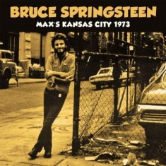 Springsteen Bruce - Max Kansas City 1973  (Live Broadca