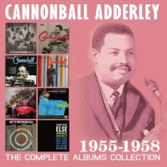 Cannonball Adderley - Complete Albums Collection The 1955