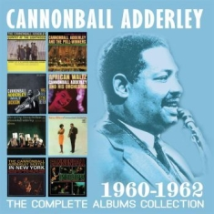 Cannonball Adderley - Complete Albums Collection The 1960