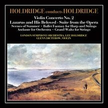 Holdridge Lee - Holdridge Conducts Holdridge