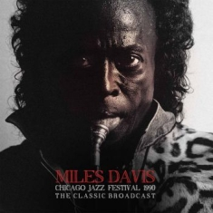Miles Davis - Chicago Jazz Festival 1990
