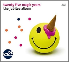 Blandade Artister - Twenty Five Magic Years - The Jubil
