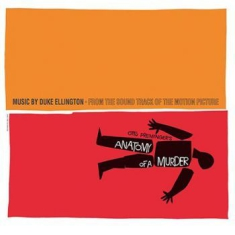 Duke Ellington - Anatomy Of A Murder (Orange Vinyl)