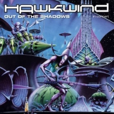 Hawkwind - Out Of The Shadows (Cd + Dvd)
