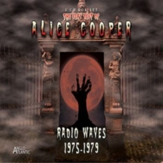 Cooper Alice - Radio Waves 1975-1979