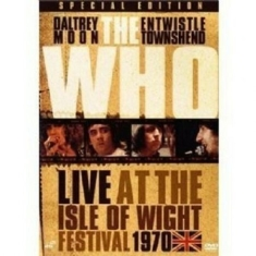 Who - Live At The Isle Of Wight Festival