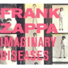 Frank Zappa - Imaginary Diseases (Live)