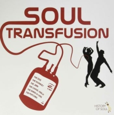 Various artists - Soul Transfusion