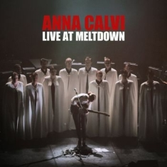 Anna Calvi - Live At Meltdown Ltd Ed Red (Rsd 20