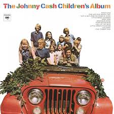 Cash Johnny - The Johnny Cash Children's Album