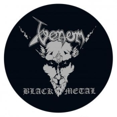 Venom - Black Metal (Pic-Disc)