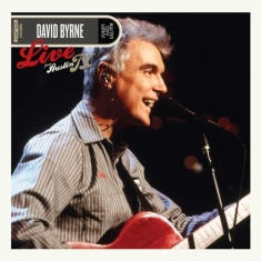 David Byrne - Live From Austin, Tx
