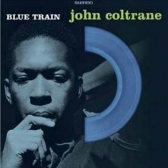 Coltrane John - Blue Train - Coloured Vinyl