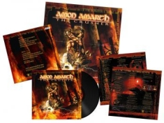Amon Amarth - The Crusher ( Black Vinyl Reissue)