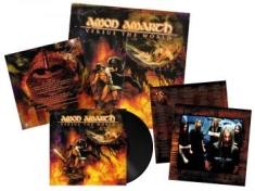 Amon Amarth - Versus The World ( Black Vinyl Reis