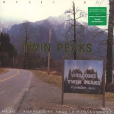 Angelo Badalamenti - Music From Twin Peaks (Vinyl)