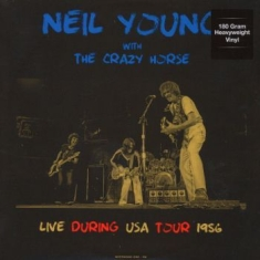 Neil Young - Live During Usa Tour - November 198