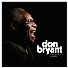 Bryant Don - Don't Give Up On Love - Col.Lp