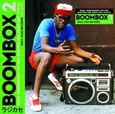 Blandade Artister - Boombox 2Indie Hiphop, Electro And