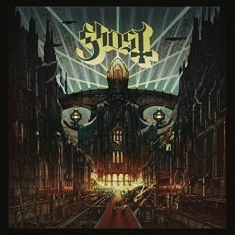 Ghost - Meliora (Deluxe Edition including Popestar)