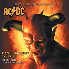 AC/DC - Can I Sit Next To You? In Concert -