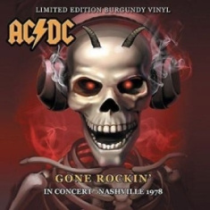 AC/DC - Gone Rockin  - In Concert - Nashvil