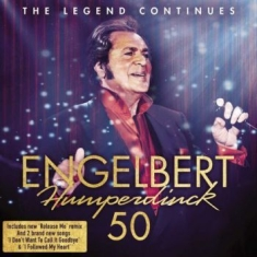 Humperdinck Engelbert - Engelbert Humperdinck: 50 (2Cd)