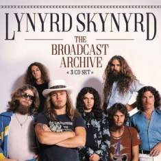 Lynyrd Skynyrd - Broadcast Archive - 3 Cd Box