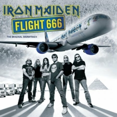 Iron Maiden - Flight 666 The Original Soundt
