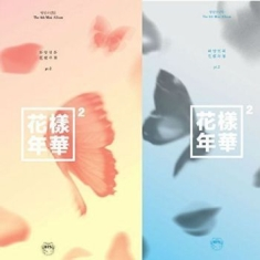 BTS - 4th Mini HYYH pt.2 (Peach / Blue Random version)