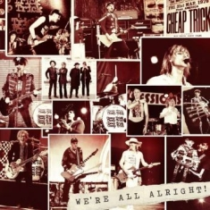 Cheap Trick - We're All Right (Dlx)