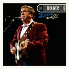 Owens Buck - Live From Austin,Tx (Cd+Dvd)