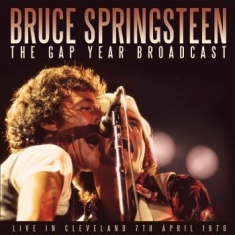 Springsteen Bruce - Gap Year Broadcast The (2 Cd Live B