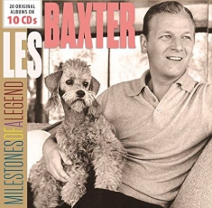 Baxter Les - Milestones Of A Legend