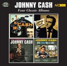 Cash Johnny - Four Classic Albums