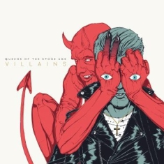 Queens Of The Stone Age - Villains (Alternative Cover Art)