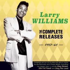 Larry Williams - Complete Releases 57-61