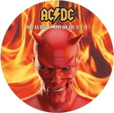 AC/DC - Hot As Hell - Picture Disc