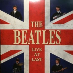 Beatles - Live At Last (Coloured Vinyl)