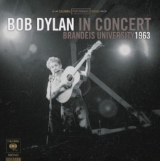 Dylan Bob - Bob Dylan In Concert: Brandeis Univ in the group Campaigns / Vinyl Campaigns / Vinyl Sale news at Bengans Skivbutik AB (2524830)