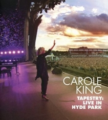 King carole - Tapestry: Live In Hyde Park (Cd/Dvd