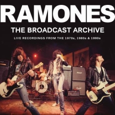 Ramones - Broadcast Archive (3 Cd)
