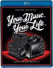 Blandade Artister - Your Music Your Life (Bluray)