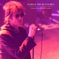 Echo & The Bunnymen - Greatest Hits - Live In London
