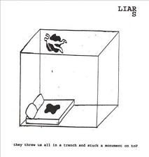 Liars - They Threw Us All In A Trench & Put