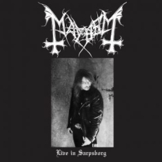 Mayhem - Live In Sarpsborg (Black Vinyl)