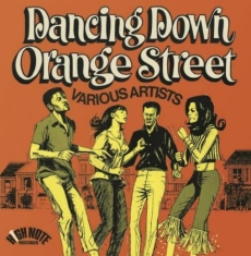 Blandade Artister - Dancing Down Orange Street: Expande