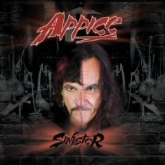 Appice - Sinister (+Cd)