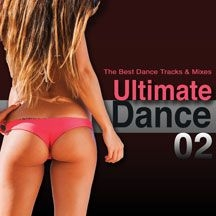 Blandade Artister - Ultimate Dance 02 (The Best Dance T in the group CD / Film/Musikal at Bengans Skivbutik AB (2545387)